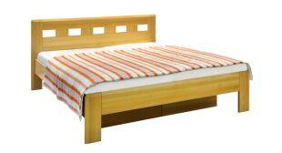 SOREN masivní manželská postel