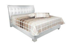 SASHA luxusní postel LOFT WHITE/Pipol duo 5a