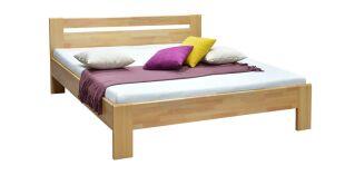 Masivní postel DELFI-1
