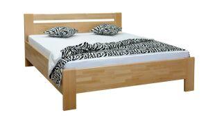 MATE LUX masivní manželská postel