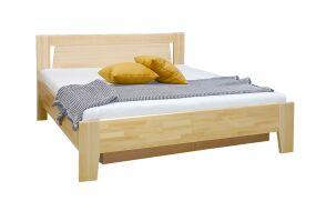 ADELA masivní maželská postel 180x200