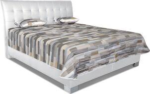 NATY luxusní čalouněná postel 1