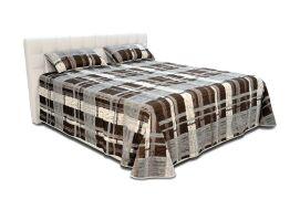 DECO luxusní čalouněná postel