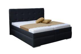 IMPERIA čalouněná postel s úložným prostorem