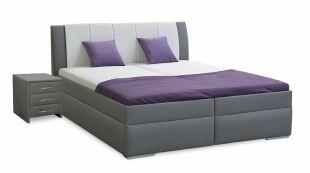 BEATRIX čalouněná postel s úložným prostorem