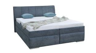 LIPARI čalouněná postel s úložným prostorem