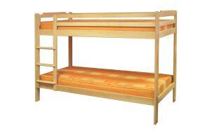 GAJO masivní patrová postel