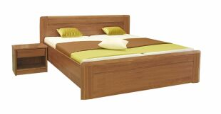 SOLANG LUX masivné manželská postel